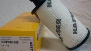 Kaeser 6.4778.0 ASD 35 Yağ Filtresi