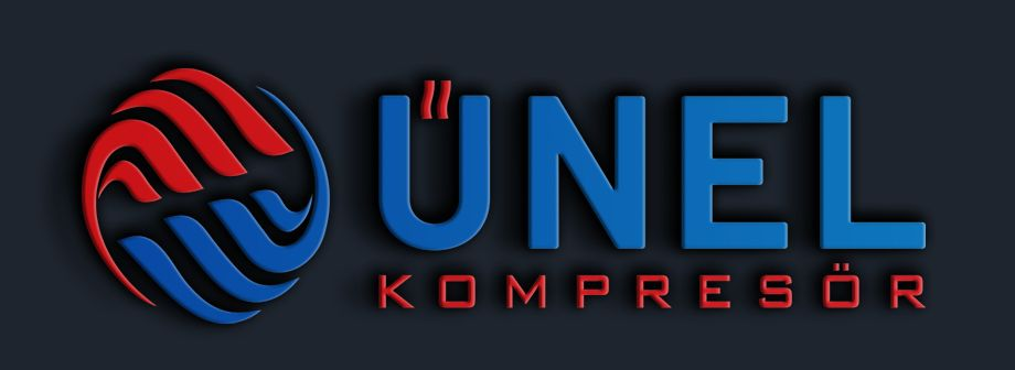 Ünel Kompresör Logo