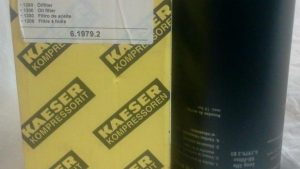 Kaeser 6.1979.2 DS 200 Yağ Filtresi