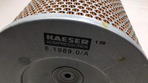 Kaeser 6.1989.0 DS 140 Hava Filtresi