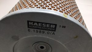 Kaeser 6.1989.0 DS 220 Hava Filtresi