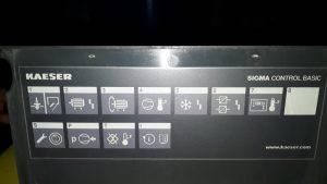 Kaeser Basic Sigma Kontrol Arıza Kodları