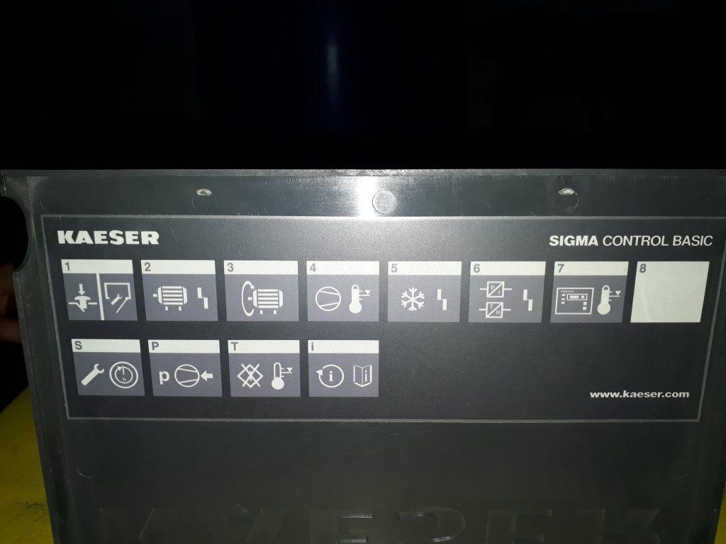 Kaeser Sigma Control Basic Arıza Kodları